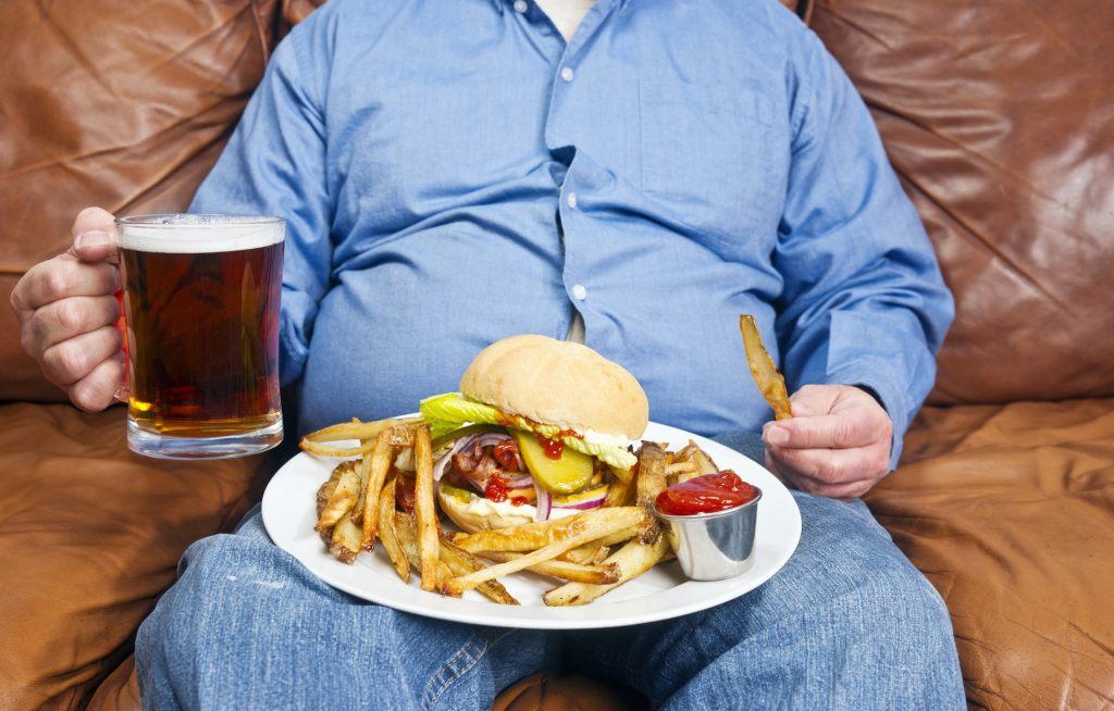 Do you have an unhealthy diet?