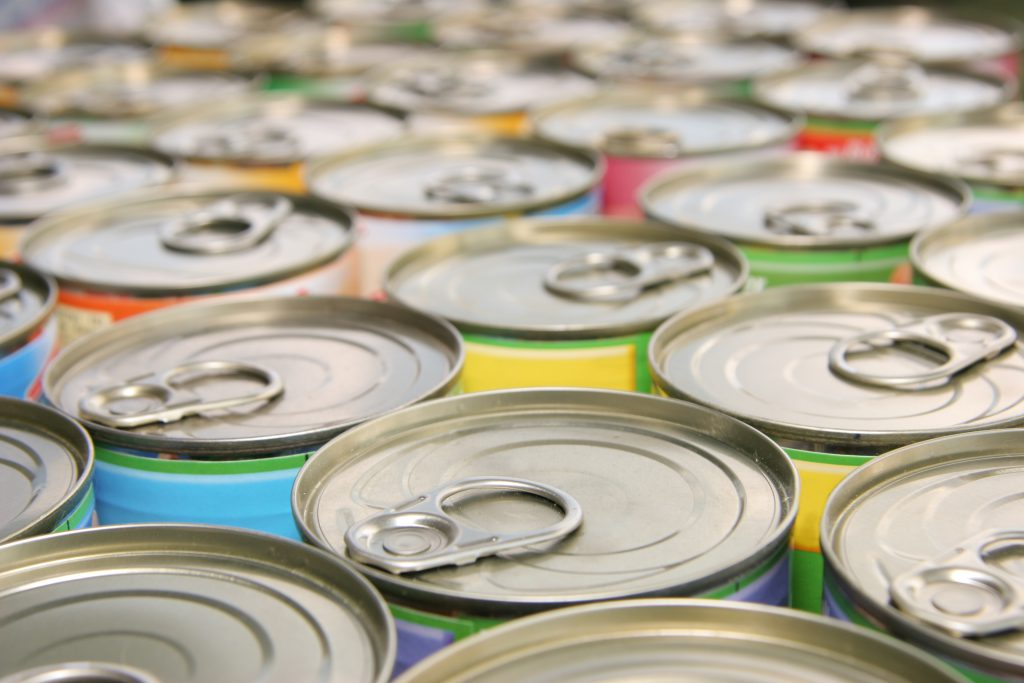 avoid canned food
